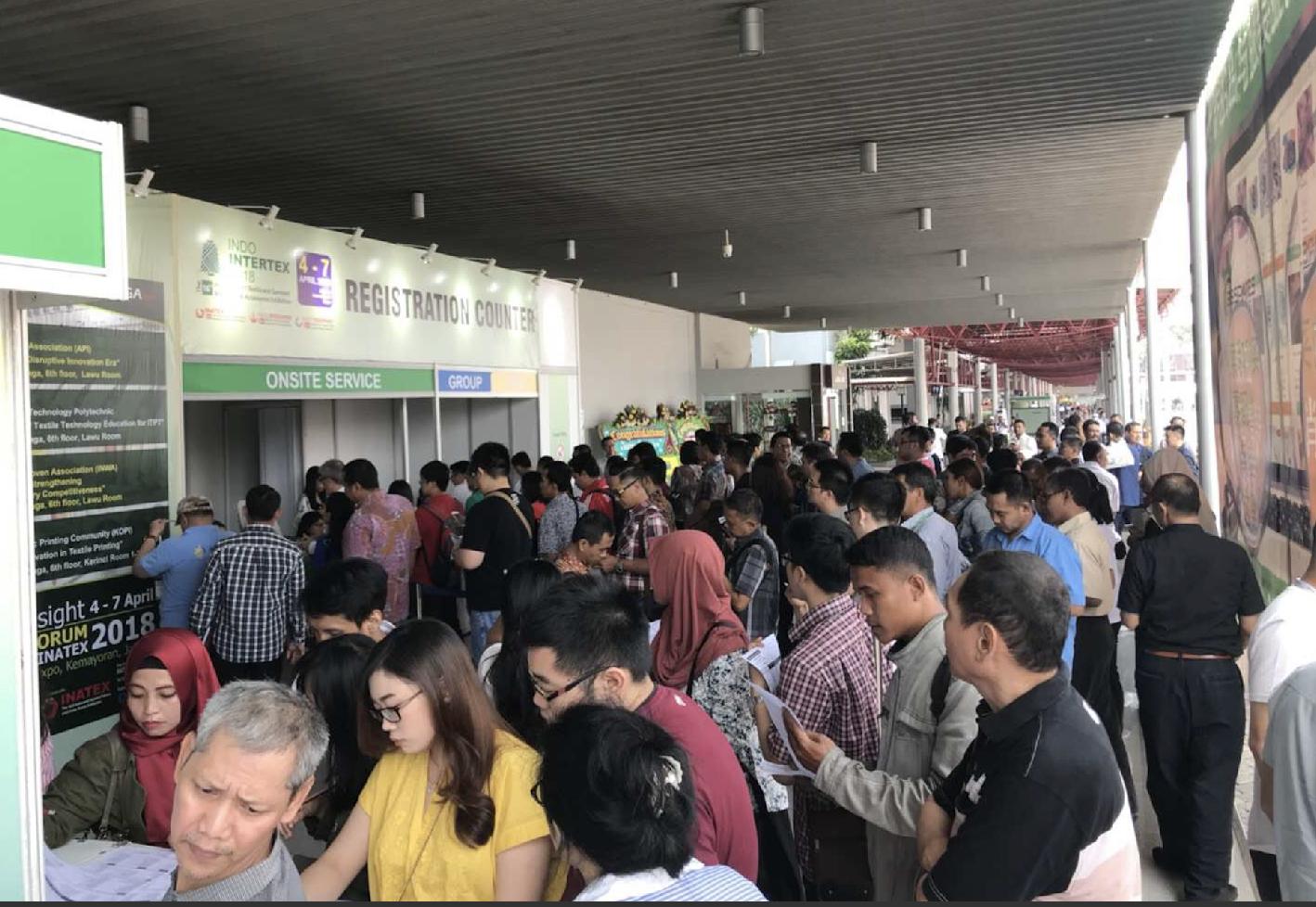 INATEX 2019第十七届印尼国际纺织面料辅料展览会